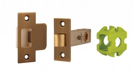 Jigtech JTL4502 Privacy Latch 57mm Antique Brass